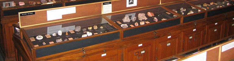 Musée de Minéralogie
