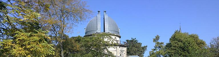 Grande coupole de l'Observatoire