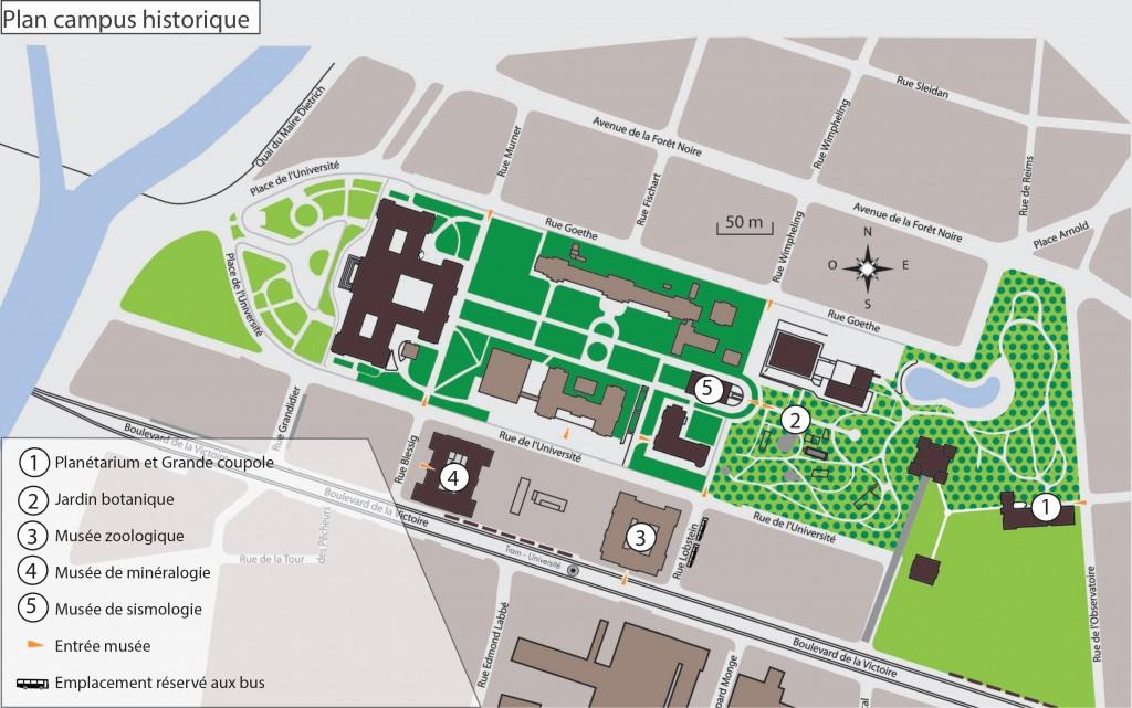 plan Campus historique2015 Grand public.indd